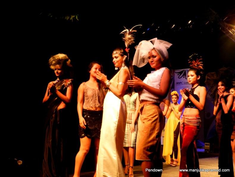 Fashion show, Northeast festival, Delhi