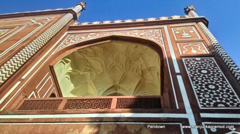 Red sandstone, Agra, U.P. Tourism, Travel blogger