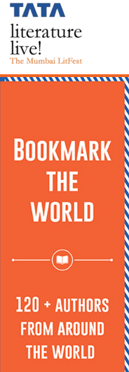 Tata Lit Fest, Bookmark, Literature Festival, 2015
