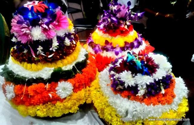 Bathukamma, telangana, Hyderabad, 20th october