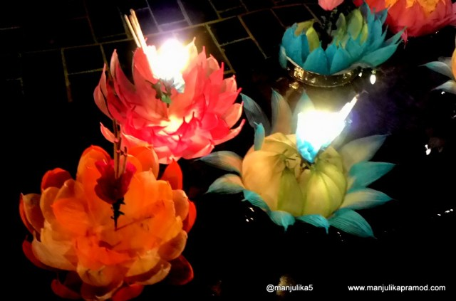 Myriad of lights, Radisson Blu