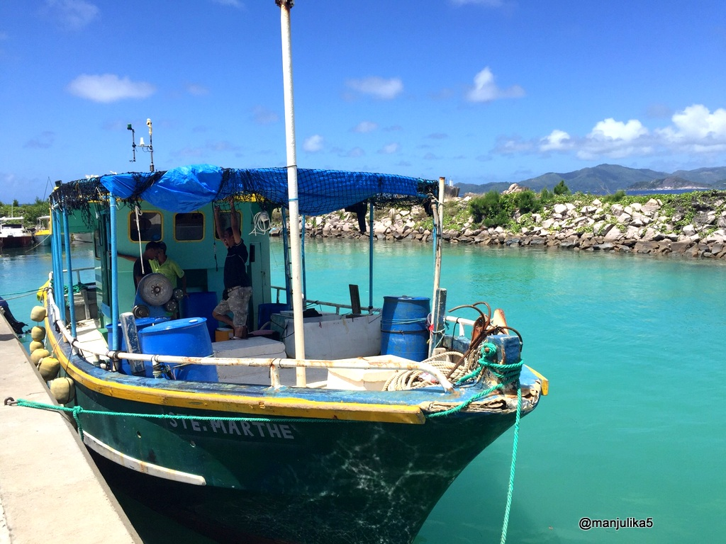 Day tour in Seychelles