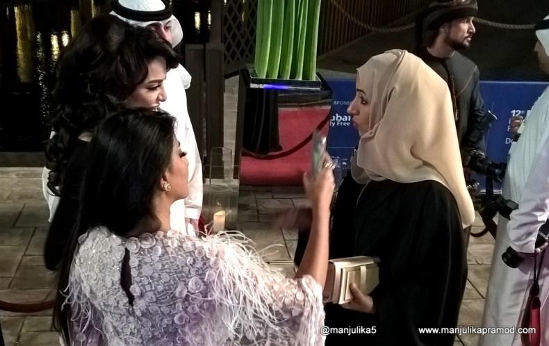 Dubai International Film Festival- Arab Swag
