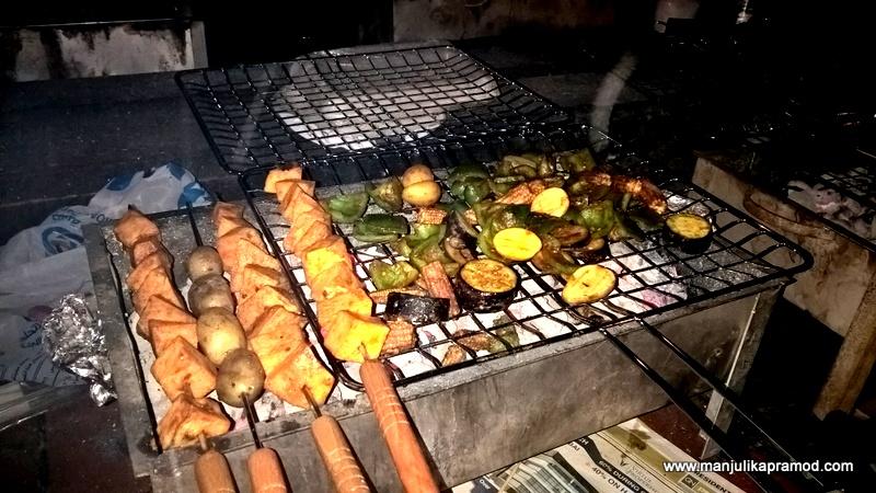 Al Mamzar Park in Dubai-My first BBQ and it was super fun