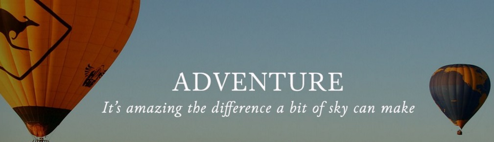 Adventure, Travel, Gifting Ideas