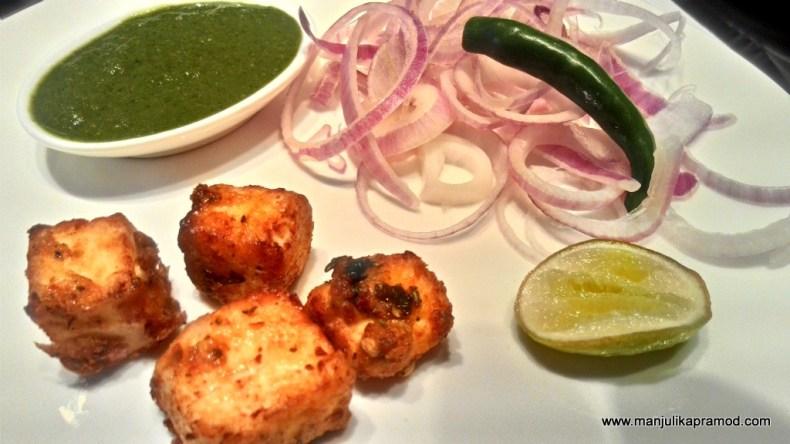 Amritsari Paneer, Food blogger, Restaurant Review, Party and fun in delhi