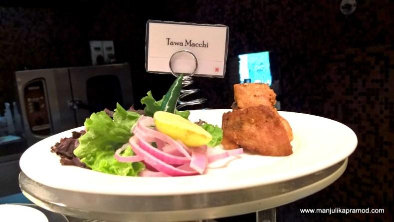 Tawa Machi, Fish, Buffet, Delhi
