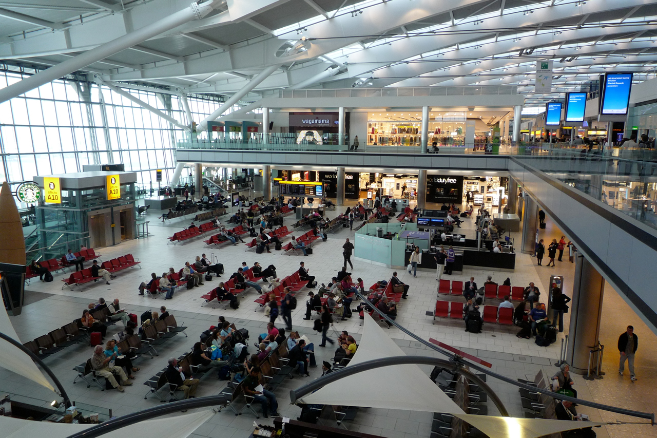 Swindon-To-Gatwick-Airport