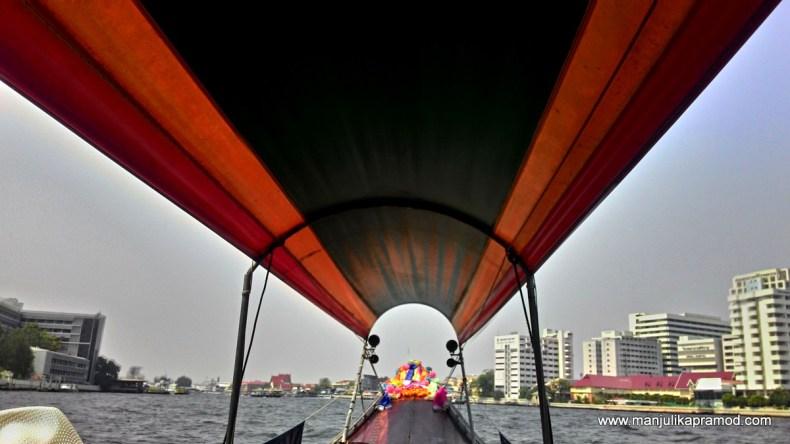 Exploring the Canals in Bangkok