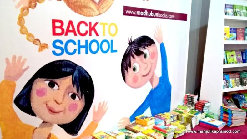 World Book Fair 2016-New Delhi-Madhuban books