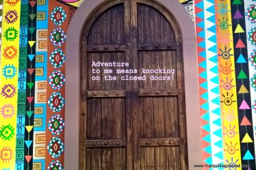 Adventure, Travel, Life, Closed Doors
