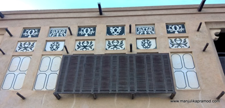 Art on the building
