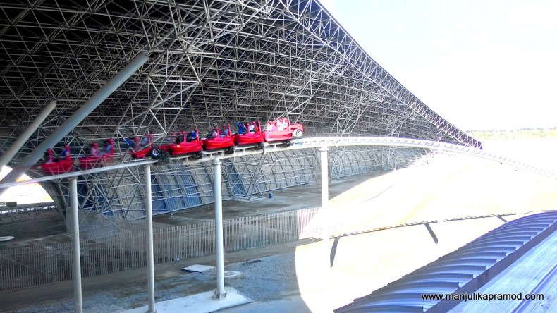 Formula Rossa, Abu Dhabi, Ferrari World, Travel