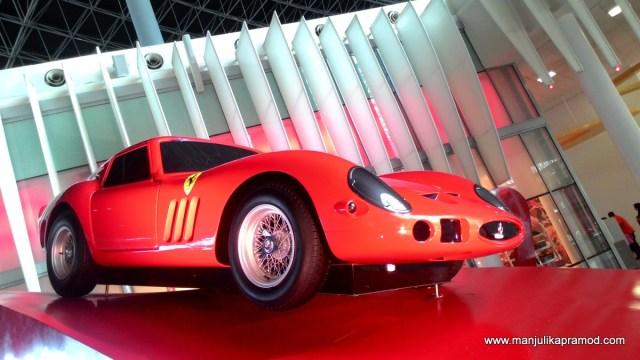 Ferrari world cars