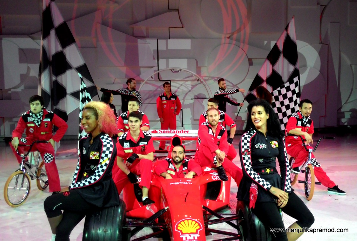 RED, Ferrari World, Santander, Ferrari Cars,Italy, Abu Dhabi