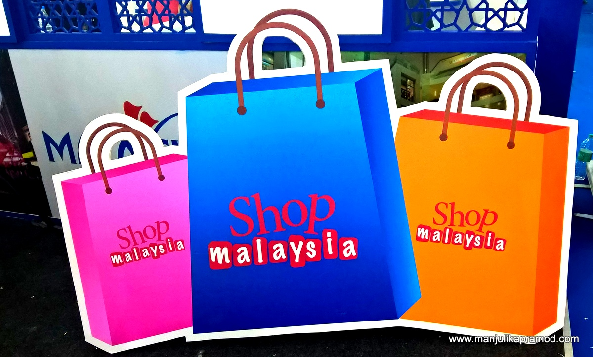 SATTE 2016, Malaysia Tourism, Shop Malaysia