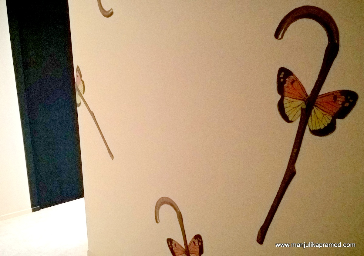 Walking Sticks, Hermes, Paris, Leather