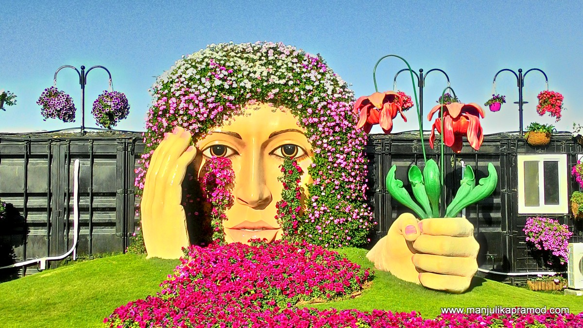 Dubai land, Dubai, Travel, Garden, Attractions