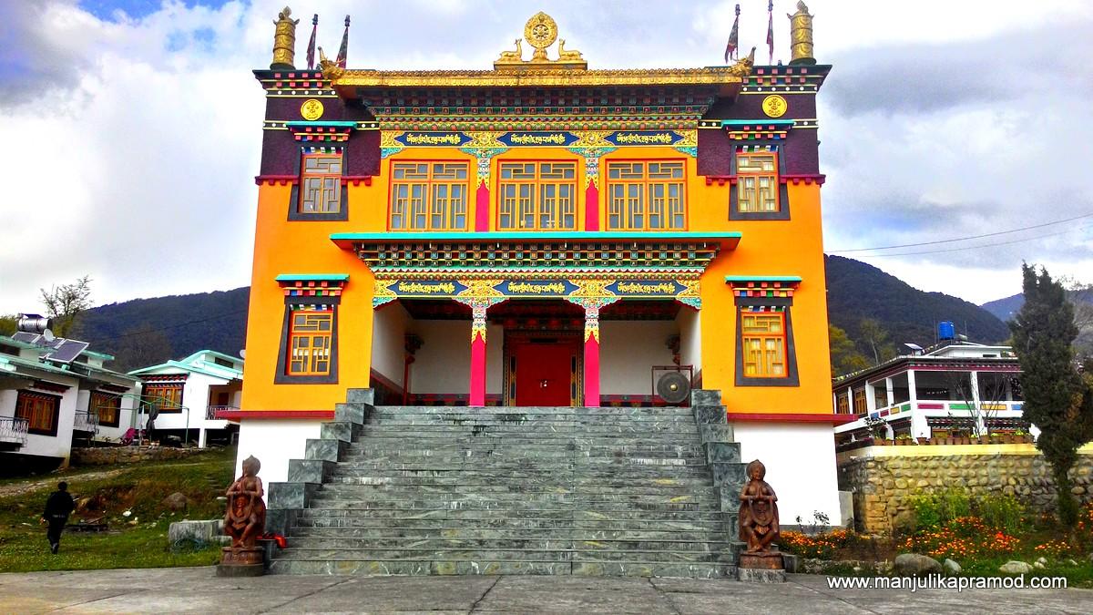 Tibetan, Buddhist colony, India, travel blog