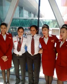 Spice jet, Womens Day, Bangalore