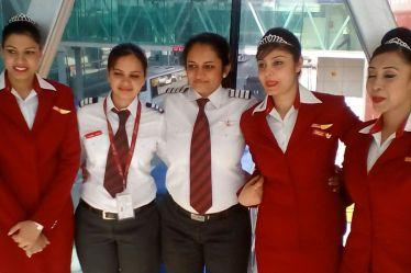 Spice jet, Womens Day, Bangalore