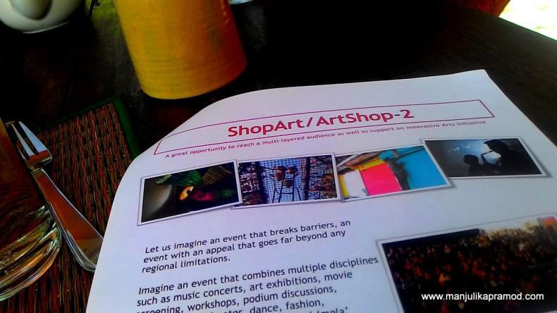 ShopArt/ArtShop 2, Gunehr, Himachal, Village, Kangra Valley, Art festival