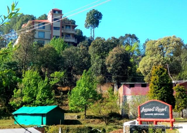 Paradise unplugged, Holiday, Getaway, Bhimtal, India, Travel blog