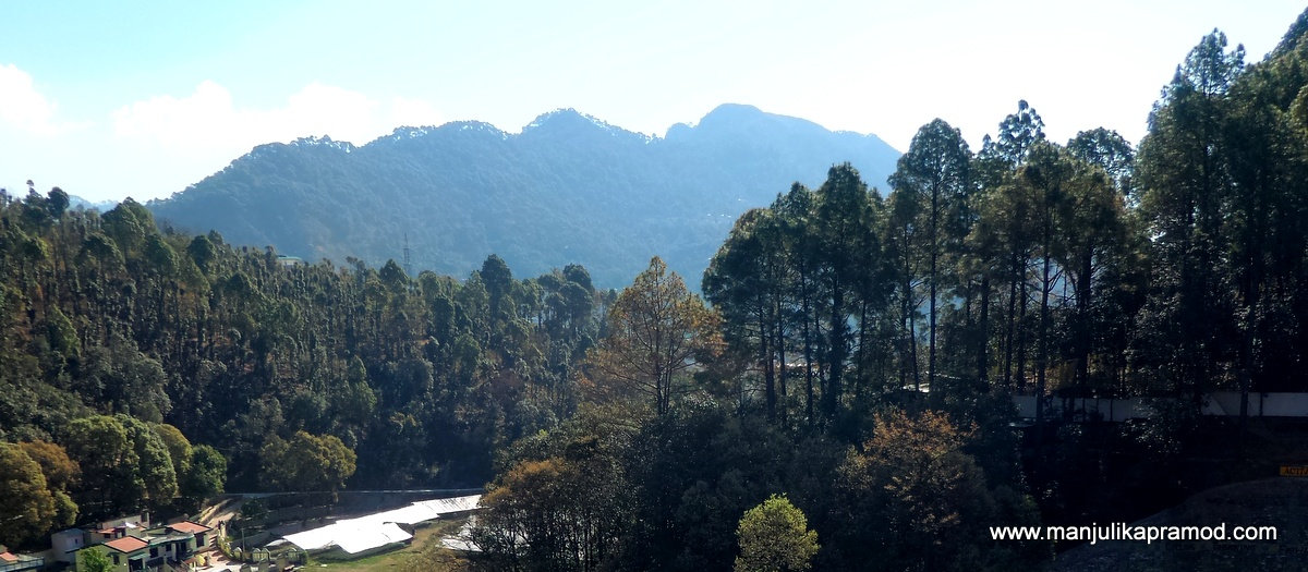 Bhimtal is a tranquil and peaceful getaway
