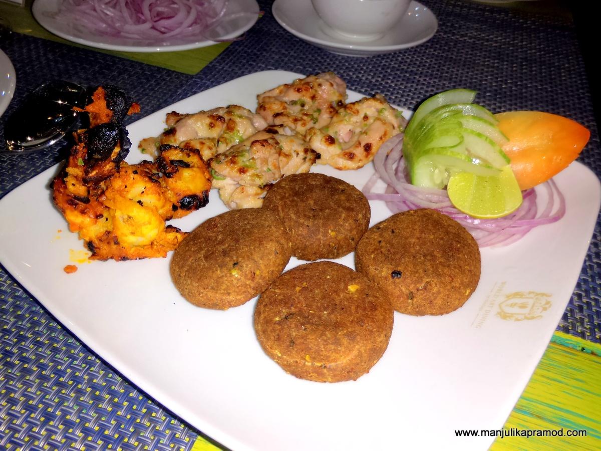 World Art Dining, Punjabi Bagh, Delhi