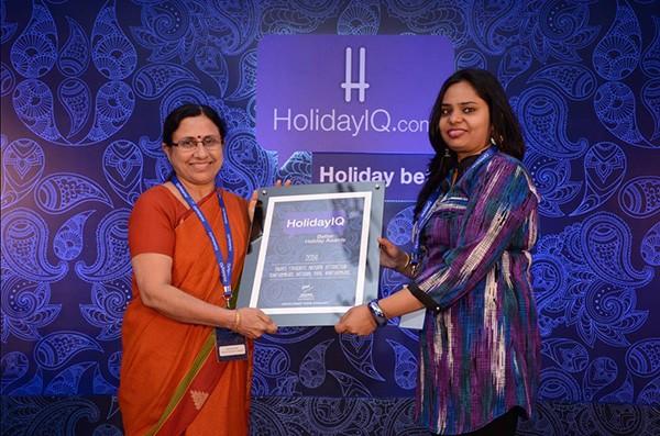 I gave an award too-Better Holiday Awards