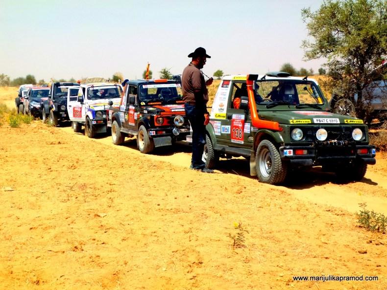 Maruti Suzuki. 2016, Car Rally, Deserts, Weekend, Jaisalmer, Rajasthan