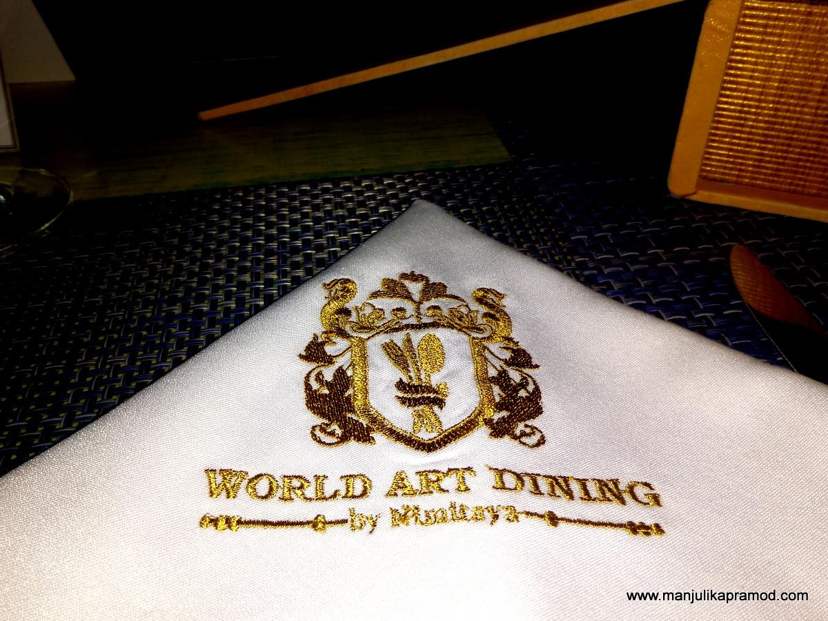 World Art Dining