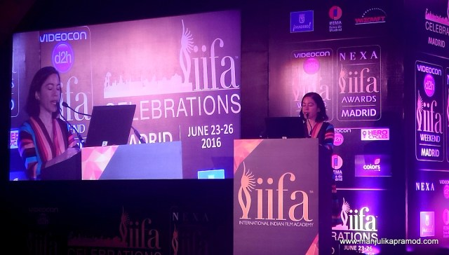 IIFA, press conference