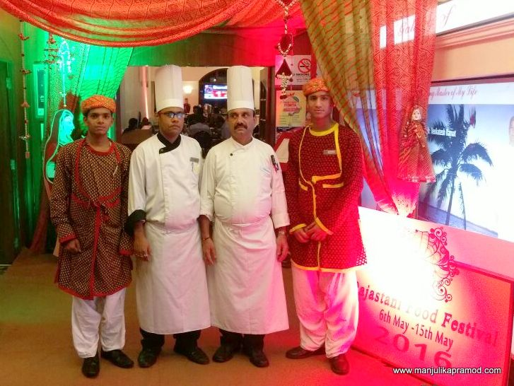Authentic, Tasteful, Rajasthani, Food Festival, VITS Luxury Hotel, Mumbai