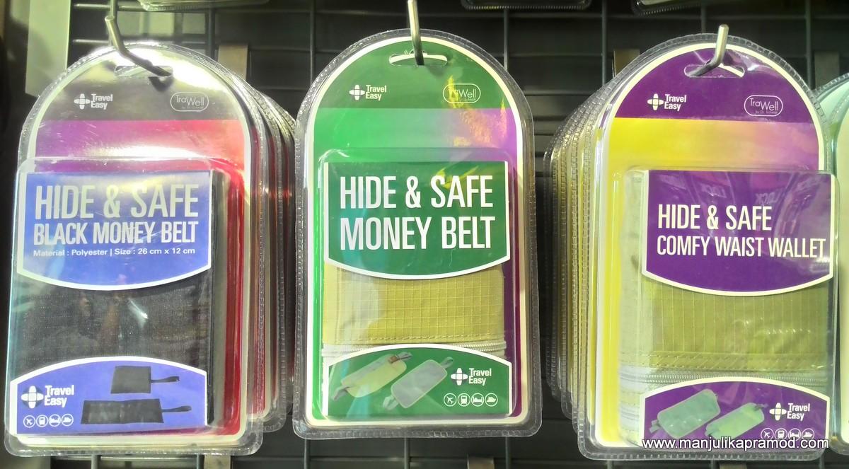 Hide and Safe Money Belt, Trawell, Travel, Travel shop, Travel blogger, Travel Smart, Basecamp