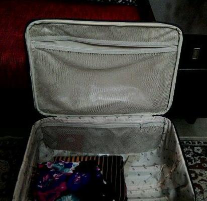Wimbledon, London, Travel Bag