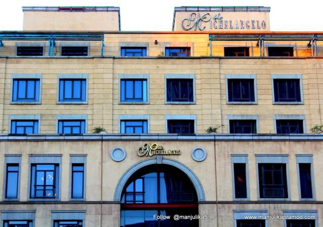Michelangelo hotel-Johannesburg