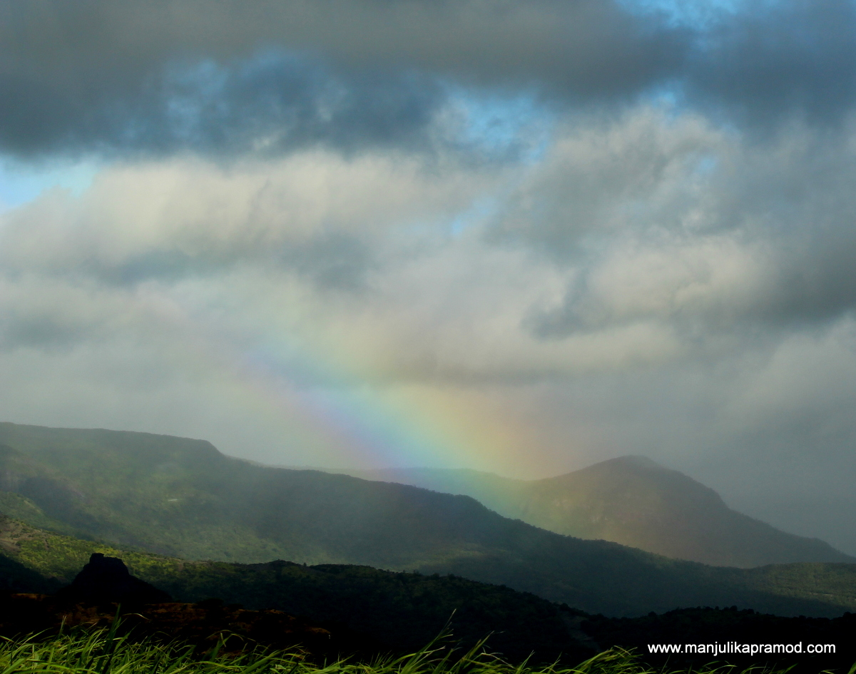 Rainbow, Mauritius, Photography, Postcards