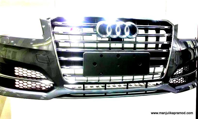 Rehau, Bumpers, German technology