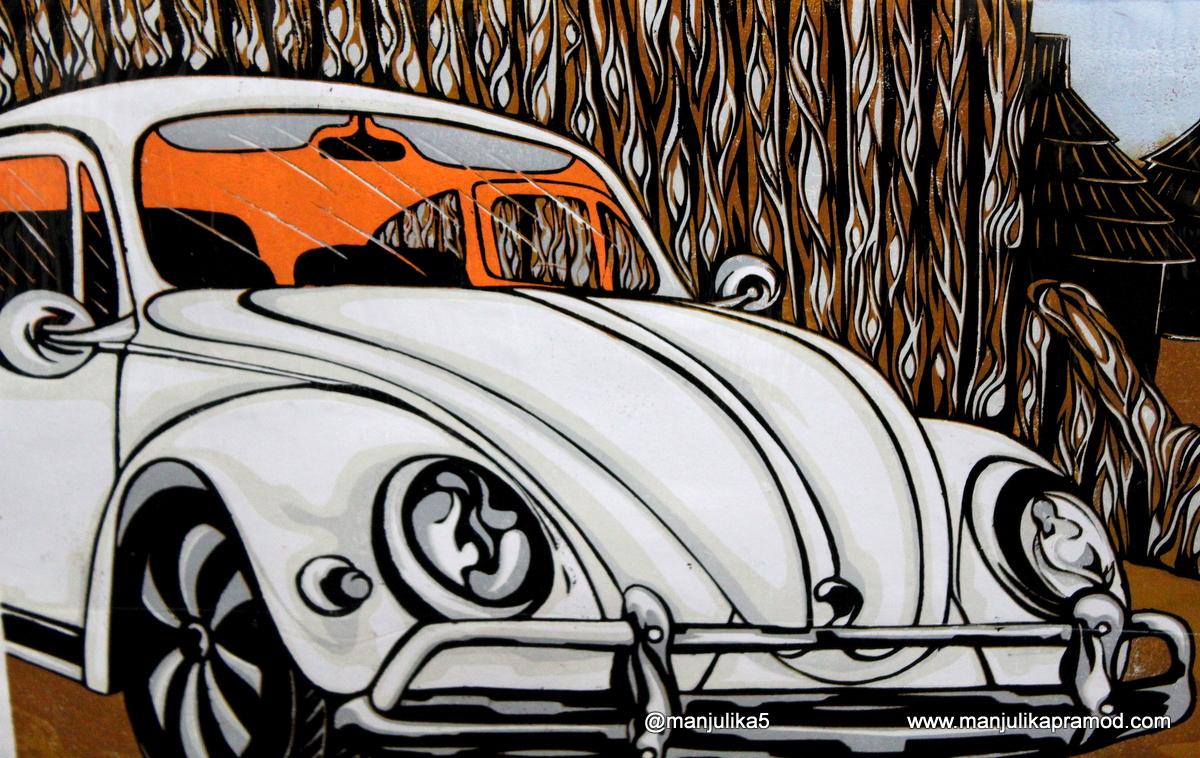 My dream car, Turbine Art Fair, Johannesburg