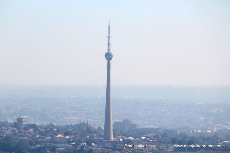 Sentech tower, Johannesburg