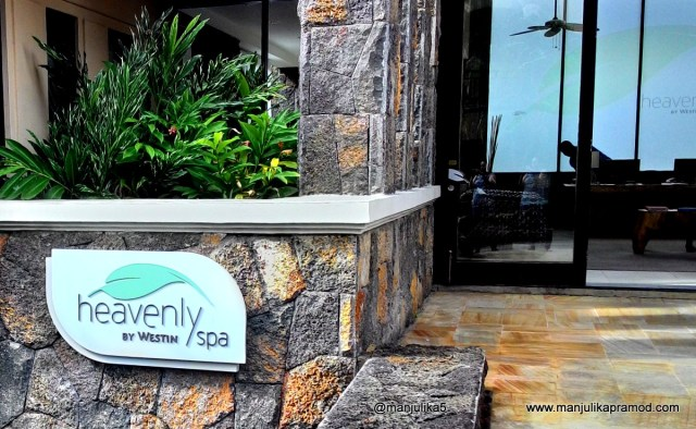 Heavenly Spa, Westin, Mauritius