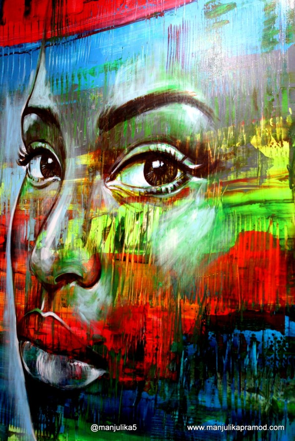Turbine Art Fair 2016 , Johannesburg, Faces of Africa series, Gerhard Van Vuuren