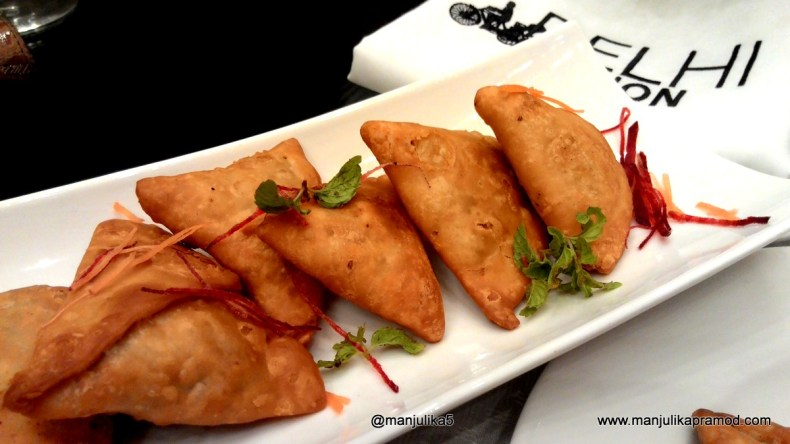 Samosa, Delhi, Love, Street food