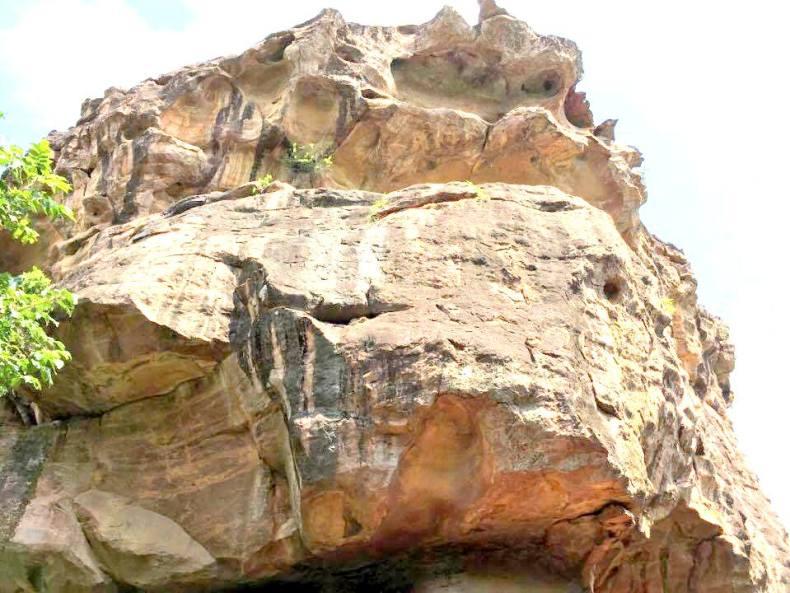Bhimbekta in Madhya Pradesh