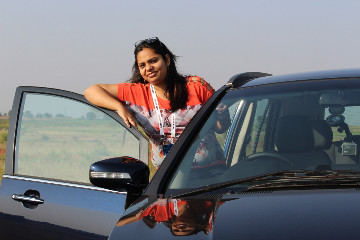 Tata Hexa, Driving experience