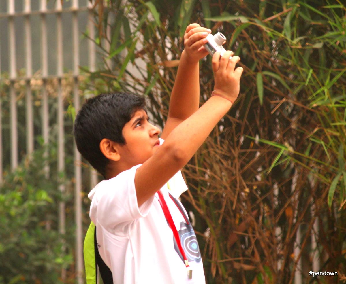 a-young-photographer, Delhi, Photomarathon