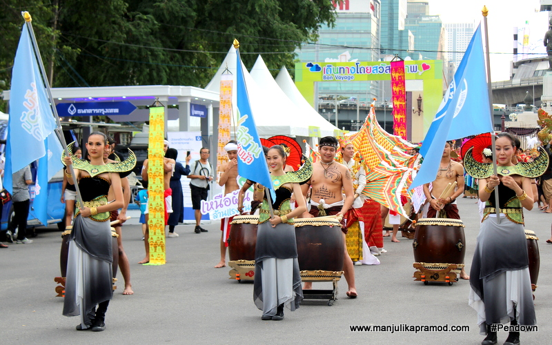 Domestic Fair in Thailand