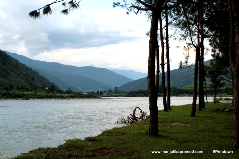 Mo chu river