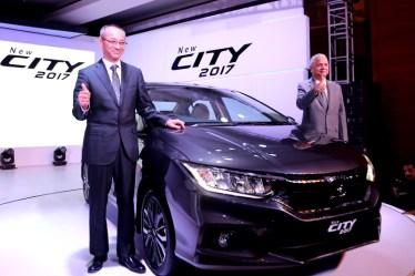 City 2017, Honda Car